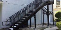 Çelik Merdiven (2)