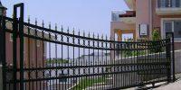 Apartman Site Raylı Kapıları (2)