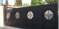 Villa Raylı Kapıları (3)